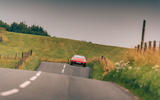 Porsche 718 Boxster GTS 4.0 2020 UK first drive review - humps