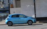 Renault Zoe - hero side