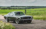 23 Revology Mustang Bullitt 2021 UK FD static front