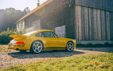 23 RUF CTR 2020 first drive review static rear