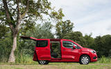 Vauxhall Combo Life 2018 UK first drive review static side