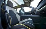 Volvo XC60 with recycled plastics