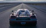 Koenigsegg breaks production vehicle speed record