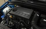 1.4 T-GDi Hyundai i30 Tourer engine