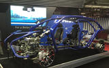 Cutaway demonstration at the Paris motor show 2016 - show report and gallery