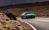 24 Alfa Romeo Giulia GTAm 2021 FD on road front