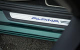 Alpina B5 BiTurbo saloon door sills