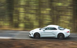 Alpine A110 Pure 2019 UK first drive review - on the road side