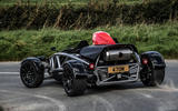Ariel Atom 4 2018 first drive review cornering rear
