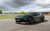 24 Aston Martin Victor 2021 track front
