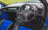 Audi RS2 - interior