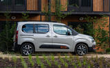 Citroen Berlingo 2018 first drive review static side