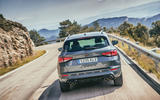 Cupra Ateca 2018 first drive review - on the road rear