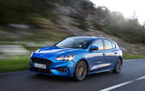 Ford Focus 2018 first drive review action