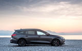 Ford Focus ST estate EcoBlue 2019 first drive review - static side