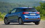 Hyundai i20 2018 review static rear