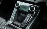 Jaguar I-Pace 2018 - centre console