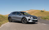 Kia Xceed plug-in hybrid 2020 UK first drive review - static front
