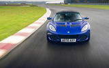 24 Lotus Elise Sport 240 Final Edition 2021 UK first drive review track front