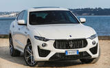 Maserati Levante Gransport 2018 UK first drive review static front