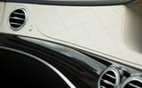 Mercedes-Benz S-Class S500L 2018 long-term review - interior trim