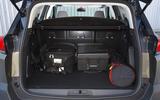 Peugeot 5008 2018 long-term review boot full