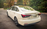 Roewe R ER6 2020 first drive review - static rear