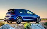 Volkswagen Golf R 2019 - stationary rear