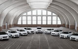 Volvo's line-up