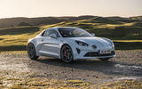 Alpine A110 S 2020 UK first drive review - static front
