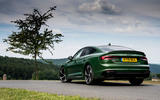 Audi RS5 Sportback 2019 first drive review - static rear