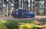 BMW M3 CS 2018 review static rear