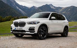 BMW X5 xDrive 45e 2019 first drive review - static front