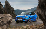 Ford Focus 2018 first drive review hero static