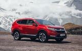 Honda CR-V 2018 first drive review static front