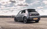 Honda e 2020 UK first drive review - static