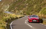 Jaguar F-Type - hero front