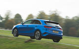 Kia Ceed 2018 long-term review - on the road rear