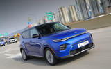 Kia Soul EV 2019 first drive review - on the road front