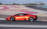 Lamborghini Huracan Evo 2019 first drive review - track side