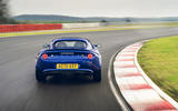 25 Lotus Elise Sport 240 Final Edition 2021 UK first drive review track rear