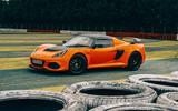 25 Lotus Exige final edition 2021 UK FD static