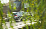 Mercedes-Benz A-Class 2018 long-term review - on the road left