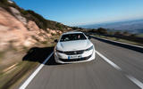 Peugeot 508 Hybrid4 2020 first drive review - on the road nose