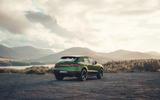 Porsche Macan 2019 first drive review - static rear