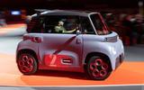 Citroën Ami 2020 - stationary side