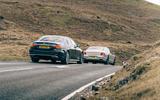25 olg Flying Spur vs Mercedes Benz S400d 4matic 2021 5818