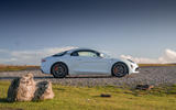 Alpine A110 S 2020 UK first drive review - static side