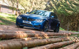 BMW M3 CS 2018 review static front
