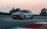 Hyundai i30 Fastback N 2019 first drive review - static track